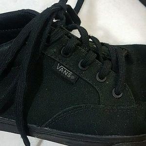 Vans Shoes - Vans Black Classic Sneakers